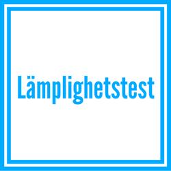 24/3 Lämplighetstest Östersund