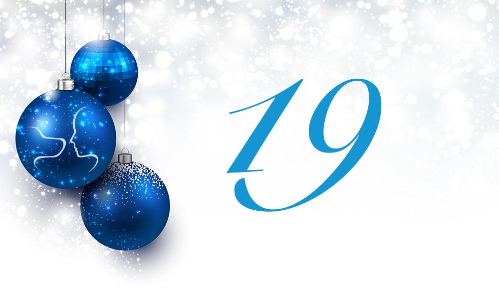 Julkalender 19 december 2016