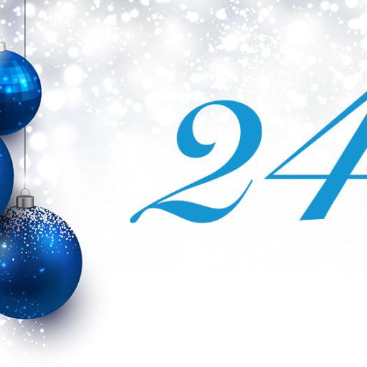 Julkalender 24 december 2016