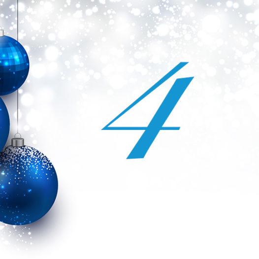 Julkalender 4 december 2016