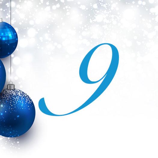 Julkalender 9 december 2016